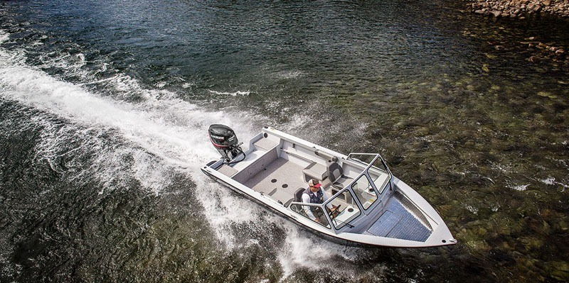 2019 Evinrude E-TEC Jet 40 HP (E40DGTL) in Deerwood, Minnesota - Photo 4