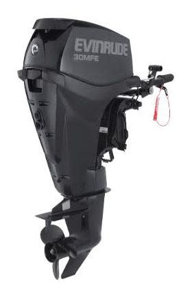 Evinrude E-TEC MFE 30 HP (E30MRL) in Wilmington, Illinois