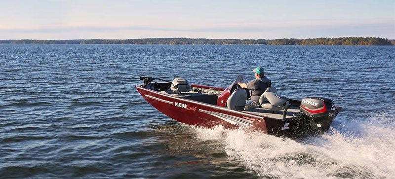 Evinrude E-TEC 40 HP (E40DPGL) in Deerwood, Minnesota - Photo 4