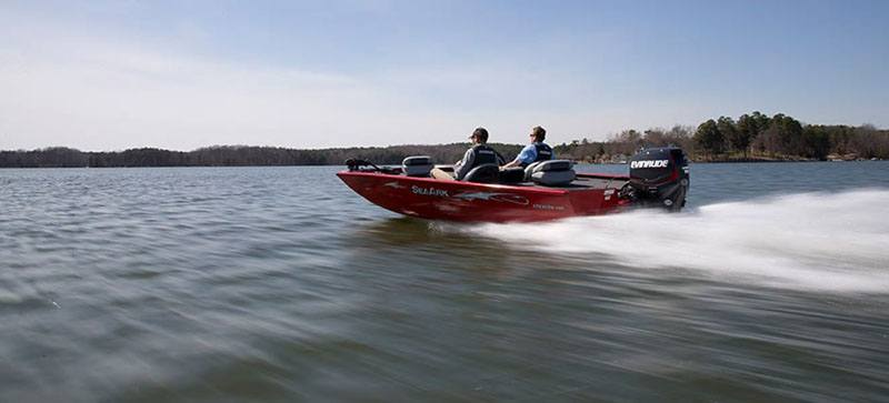 2020 Evinrude E-TEC 25 HP (E25DRSL) in Eastland, Texas - Photo 5