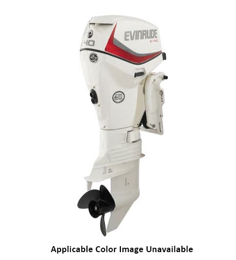 Evinrude E-TEC 40 HP (E40DGTL) in Deerwood, Minnesota