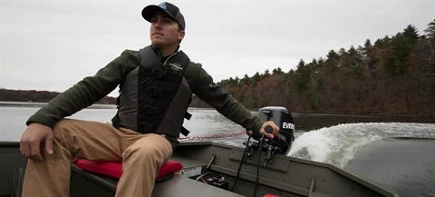 Evinrude Portable 9.8 HP (E10PGL4) in Norfolk, Virginia - Photo 3