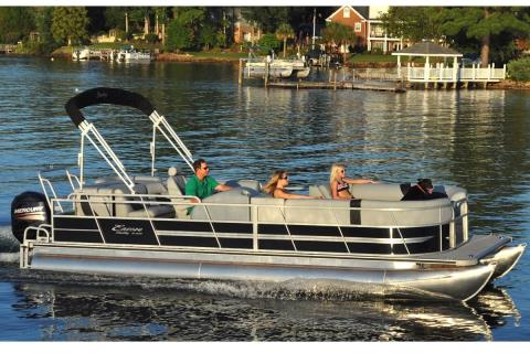 2015 Bentley Pontoons 240/243 Cruise in Stuart, Florida