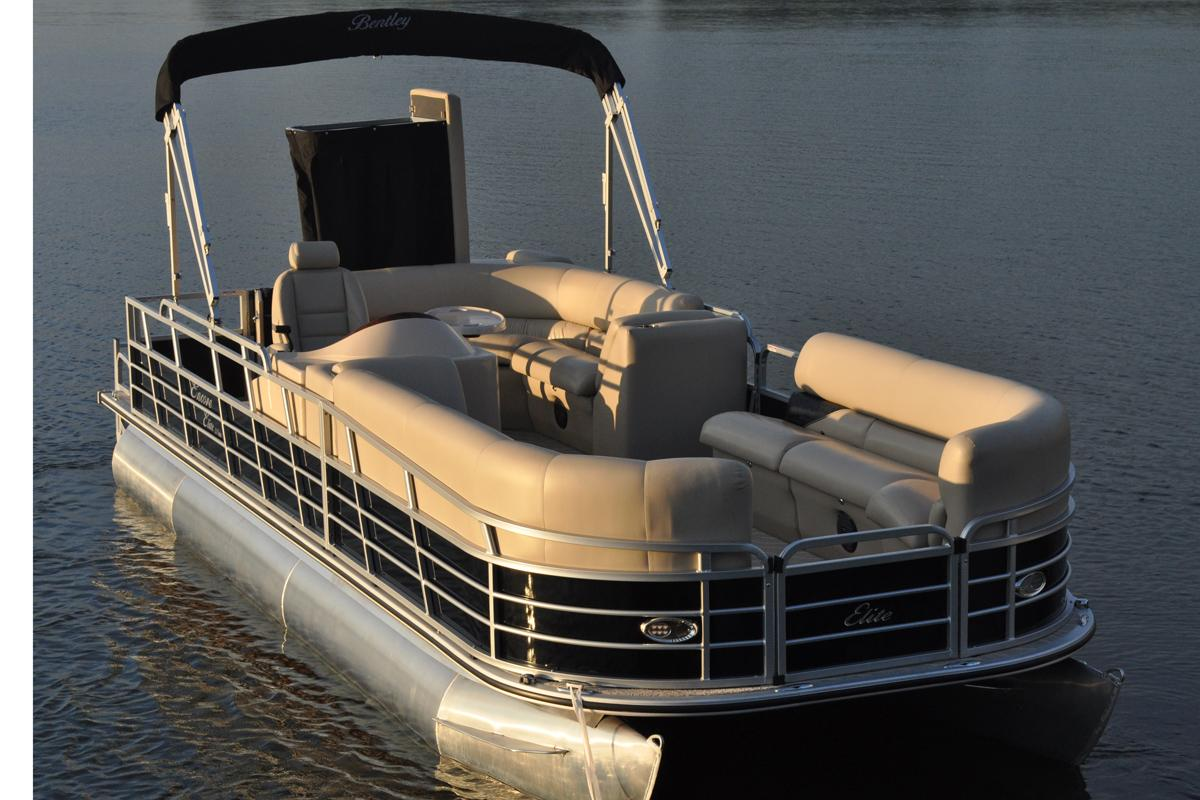 2015 Bentley Pontoons 250/253 Elite in Stuart, Florida