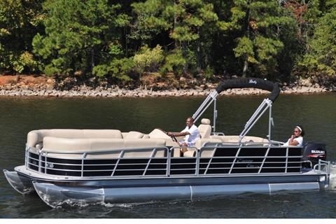 2015 Bentley Pontoons 250/253 Elite Rear Lounger in Stuart, Florida