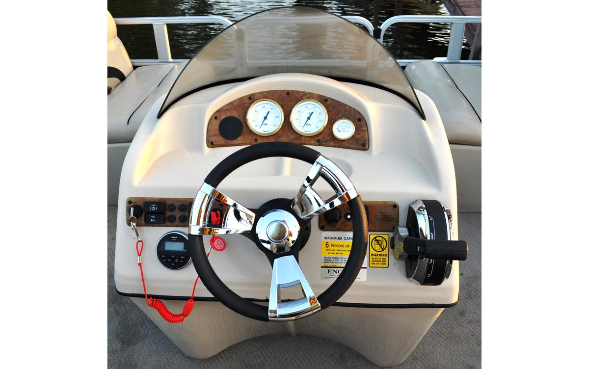 2016 Bentley Pontoons 140 Li'l Bentley in Stuart, Florida
