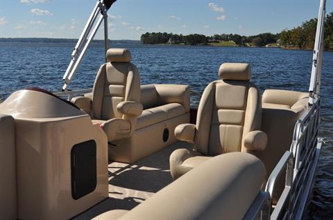 2016 Bentley Pontoons 220/223 Elite Admiral in Stuart, Florida