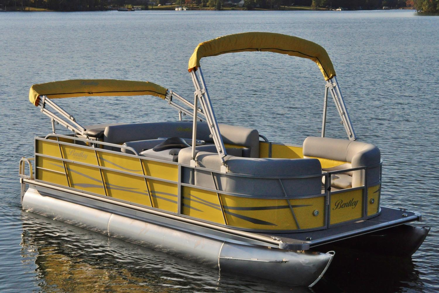 Bentley pontoon for sale