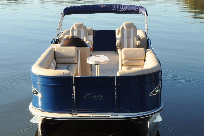 boats in power florida outboard pontoons dealers cruise new pontoon stuart bentley fl
