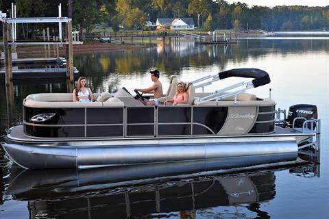 2019 Bentley Pontoons 220 Elite Admiral in Norfolk, Virginia