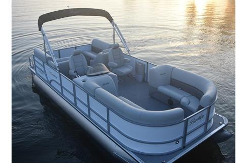 2019 Bentley Pontoons 220 Rear Lounger in Norfolk, Virginia