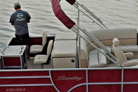 2019 Bentley Pontoons 240 Fish N Cruise in Norfolk, Virginia