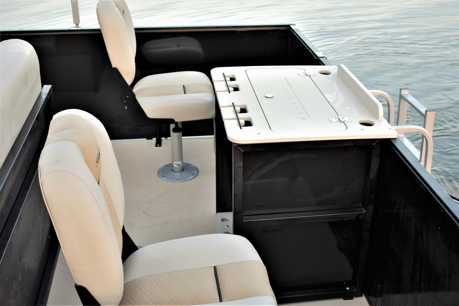 2019 Bentley Pontoons 244 4-point in Norfolk, Virginia - Photo 3