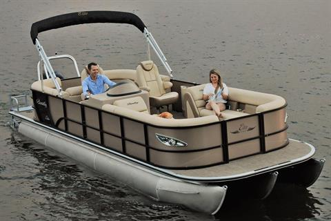 2019 Bentley Pontoons 250 Elite Admiral in Norfolk, Virginia