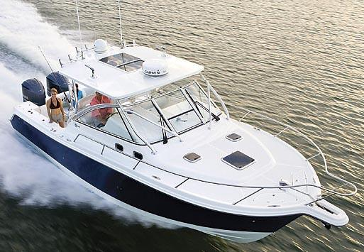 2018 Edgewater 335 Express in Niceville, Florida