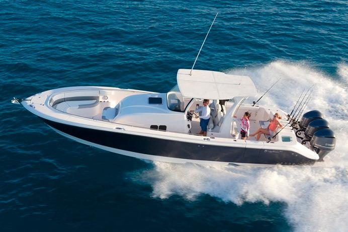 2018 Edgewater 368CC in Niceville, Florida