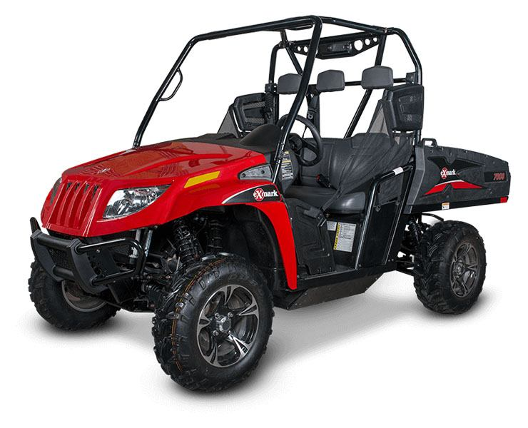 2017 Exmark 700 S UTV in Conway, Arkansas