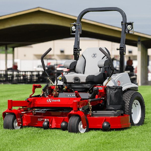 2018 Exmark Lazer Z E-Series Zero-Turn Mower Kawasaki 48 in. in Conway, Arkansas - Photo 4