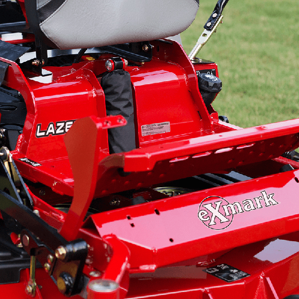 2018 Exmark Lazer Z X 60 Red Technology (Kawasaki FX801V) in Caruthersville, Missouri
