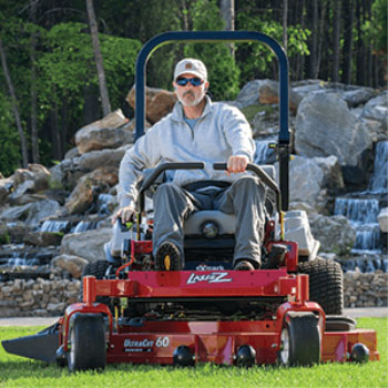 2018 Exmark Lazer Z X-Series Zero Turn Mower Red Tech Kohler 60 in. in Conway, Arkansas - Photo 4