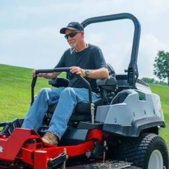 2018 Exmark Lazer Z Series Red Tech Diesel Yanmar (LZS88CDYM724W0) in Warren, Arkansas