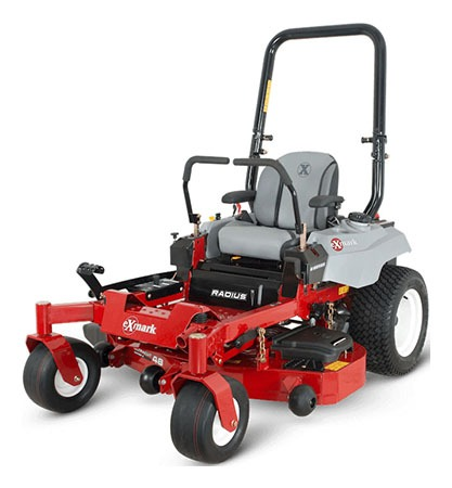 2018 Exmark Radius E-Series Zero-Turn Mower Exmark 60 in. in Warren, Arkansas - Photo 2