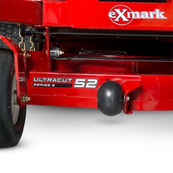 2018 Exmark Radius E-Series Zero-Turn Mower Exmark 60 in. in Warren, Arkansas - Photo 5