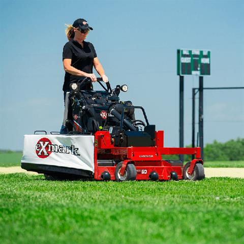 2018 Exmark Vantage S-Series Stand-On Mower Kawasaki 36 in. in Winterset, Iowa - Photo 3