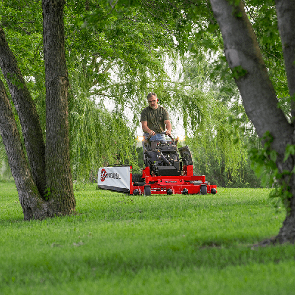 2018 Exmark Vantage S-Series Stand-On Mower Kawasaki 36 in. in Winterset, Iowa - Photo 4
