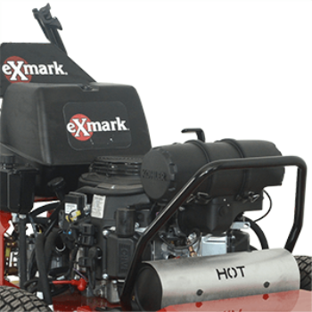 2018 Exmark Vantage S-Series Stand-On Mower Kohler Propane 60 in. in Winterset, Iowa - Photo 7