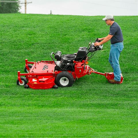 2018 Exmark Turf Tracer X-Series Walk Behind Mower Kohler 60 in. ECV650 in Conway, Arkansas - Photo 3