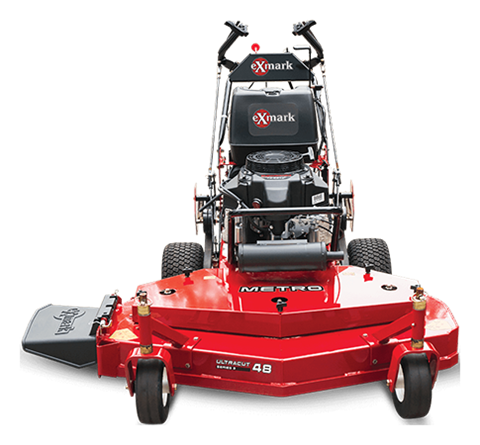 2019 Exmark Metro Gear Drive Walk Behind Mower Kawasaki 32 in. in Conway, Arkansas