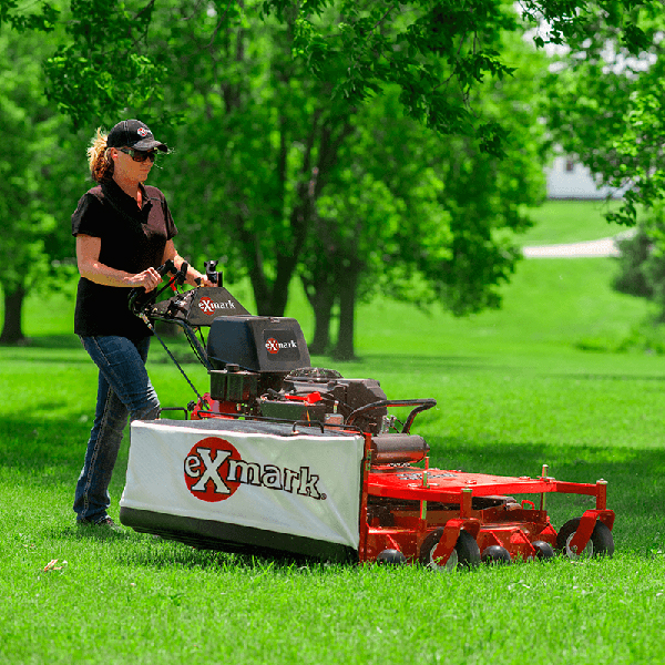 2019 Exmark Turf Tracer S-Series 48 in. Kohler 747 cc EFI Propane in Columbia City, Indiana - Photo 5