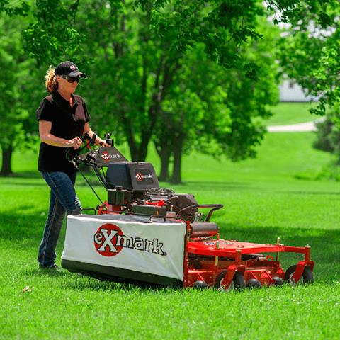 2019 Exmark Turf Tracer S-Series 48 in. (TTS680PKC483E0) Zero Turn Mower in Conway, Arkansas - Photo 5