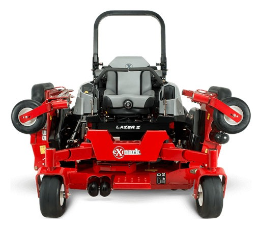 2019 Exmark Lazer Z Diesel 72 in. (LZS88CDYM724W0) Zero Turn Mower in Warren, Arkansas - Photo 5
