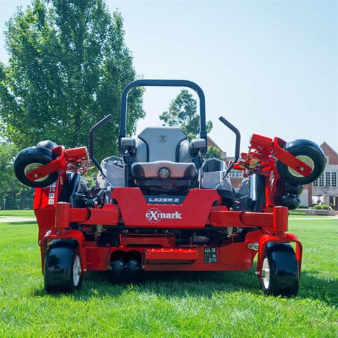 2019 Exmark Lazer Z Diesel 72 in. (LZS88CDYM724W0) Zero Turn Mower in Warren, Arkansas - Photo 6