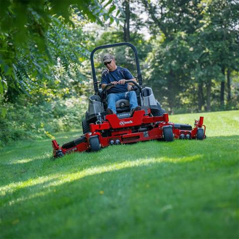 2019 Exmark Lazer Z Diesel 72 in. (LZS88CDYM724W0) Zero Turn Mower in Warren, Arkansas - Photo 7