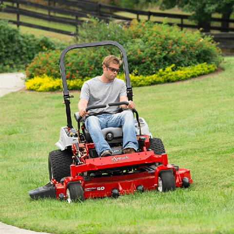 2019 Exmark Lazer Z E-Series 60 in. (LZE751GKA604C1) Zero Turn Mower in Warren, Arkansas - Photo 4