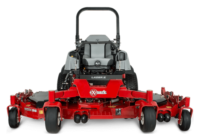2019 Exmark Lazer Z Diesel Zero-Turn Red Tech Yanmar 72 in. 3TNV88C in Warren, Arkansas