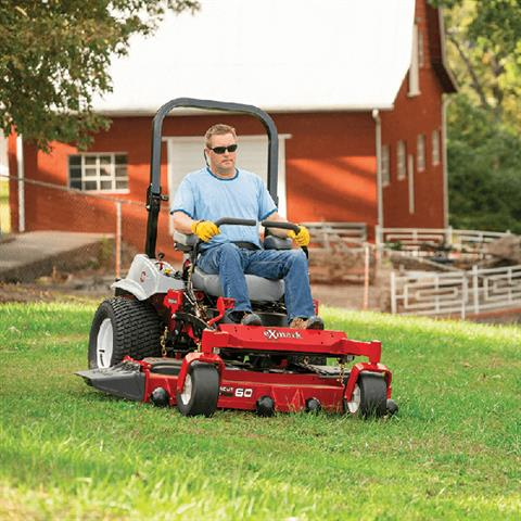 2019 Exmark Lazer Z S-Series 60 in. (LZS850EKA604W0) Zero Turn Mower in Warren, Arkansas - Photo 3