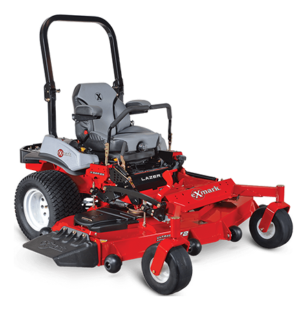 2019 Exmark Lazer Z X-Series Zero Turn Mower Red Tech Kohler 52 in. in Warren, Arkansas - Photo 1