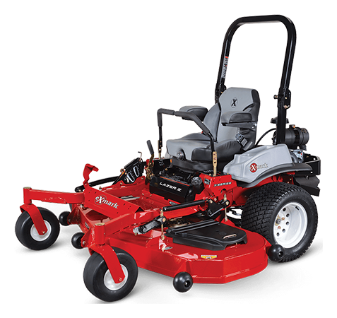 2019 Exmark Lazer Z X-Series Zero Turn Mower Red Tech Kohler 52 in. in Warren, Arkansas - Photo 2