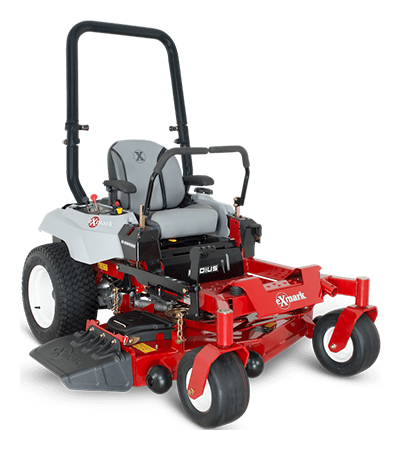 2019 Exmark Radius E-Series 44 in. Exmark 702 cc in Columbia City, Indiana