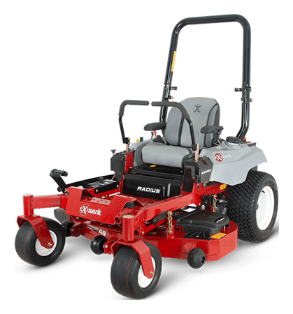 2019 Exmark Radius E-Series 60 in. Zero Turn Mower in Conway, Arkansas - Photo 2
