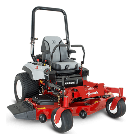 2019 Exmark Radius X-Series Zero Turn Mower Kawasaki 60 in. in Conway, Arkansas