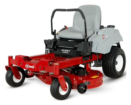 2019 Exmark Quest E-Series Zero-Turn Mower Exmark 34 in. in Warren, Arkansas - Photo 2
