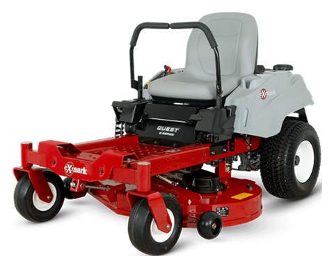 2019 Exmark Quest E-Series 34 in. Zero Turn Mower in Warren, Arkansas - Photo 2