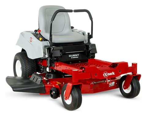 2019 Exmark Quest E-Series 42 in. Exmark 708 cc in Columbia City, Indiana