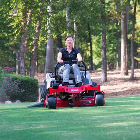 2019 Exmark Quest S-Series 50 in. (QZS708GEM50200) Zero Turn Mower in Warren, Arkansas - Photo 4