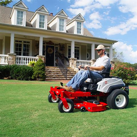 2019 Exmark Quest S-Series 50 in. (QZS708GEM50200) Zero Turn Mower in Warren, Arkansas - Photo 3